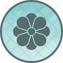 Flower Nature Smell Icon