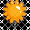 Flower Balloon Icon