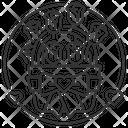 Flower Basket Icon