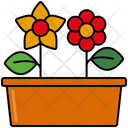 Flower nursery Icon