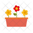Flower Bed Icon