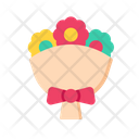 Flower Bouqet Icon