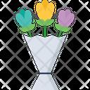 Flower Bouquet Bouquet Flower Icon