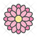 Flower Dahlia Blossom Icon