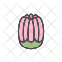 Flower Dahlia Bud Icon