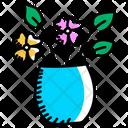Home Decoration Flower Decoration Flower Pot Icon