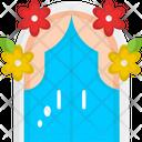 Flower Decoration Flower Decorative Decoration Icon