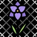 Flower Ecology Eco Icon