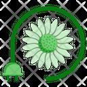 Flower Energy Icon