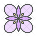 Flower Fireweed Blossom Icon