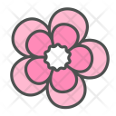 Flower Geranium Blossom Icon