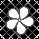 Flower Jasmine Blossom Icon