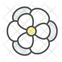 Flower Magnolia Blossom Icon