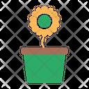 Flower Gardening Nature Icon