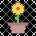 Garden Spring Blossom Icon