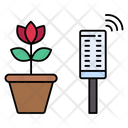 Plant Agriculture Technology Icon