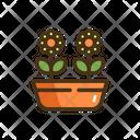 Flower Pot Flower Plant Pot Icon