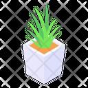 Flower Pot Planter Plant Pot Icon