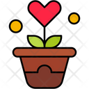 Flower Pot Icon