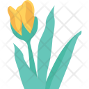 Flower Sapling Plant Icon