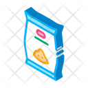 Flower Seed Bag Icon