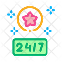Noctidial Flower Shop Icon