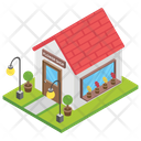 Flower Shop Icon