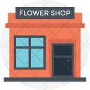 Flower Shop Nursery Icon
