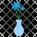 Glass Vase Home Icon
