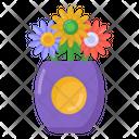Decorative Vase Vase Flower Vase Icon