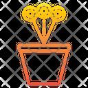 Flower Vase Flower Pot Flower Icon