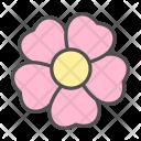Flower Wild Rose Icon