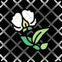 Flowering Plant Peas Icon