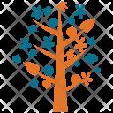 Generic Tree Flowering Icon