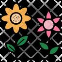 Flowering Plants Icon