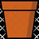 Flower Pot Plant Icon