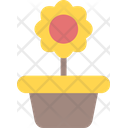 Flower pot Icon