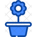 Ecology And Environment Flowers Plant Icon