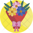 Gifts Gift Flowers Icon