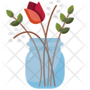 Flowers Feast Banquet Icon
