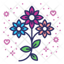 Flowers Flower Plant Icon