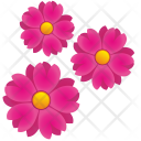 Flowers Flora Red Icon