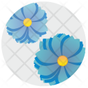 Flowers Flora Label Icon