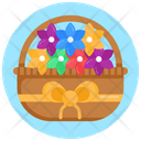 Flower For Father Flower For Dad Floral Bucket Icon