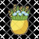 Flowers Bouquet Icon