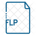 Flp File Icon