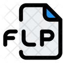 Flp File Audio File Audio Format Icon