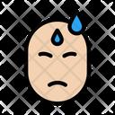Flu Patient Drop Icon
