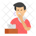 Flu Fever Influenza Icon