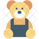 Fluffy Toy Teddy Icon